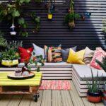 Accesorios decorativos low cost para terrazas
