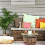 Muebles económicos para decorar tu terraza