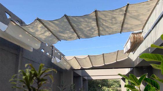 Ideas para techar una terraza