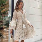 Vestidos de verano que también puedes usar si hace frío