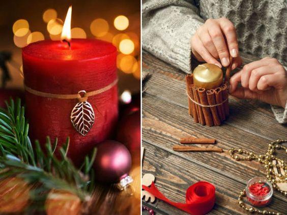 Significado de las velas en navidad