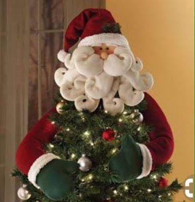 La historia de papá Noel o Santa Claus