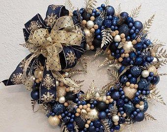 La tradición de las coronas de Navidad
