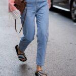 Como combinar sandalias flip flops de cuero