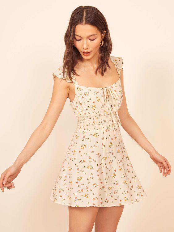 Ideas de looks con vestidos y alpargatas
