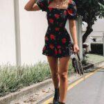 Combina vestidos con tus botas favoritas