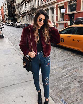 Looks estilosos para usar en otoño - invierno