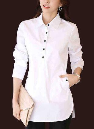 Looks con blusas de gasa sencillas