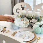 Calabazas de tela - Tendencia en decoración otoñal