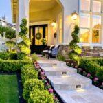 Ideas de casa con jardín enfrente