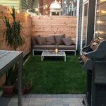 Jardines para patios pequeños
