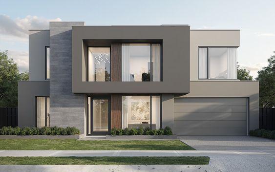 Materiales para el diseño de casas modernas