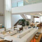 Casas modernas de dos pisos por dentro