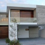 Casas de dos pisos sencillas y bonitas