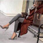 Eleva tu look con abrigos largos y tacones
