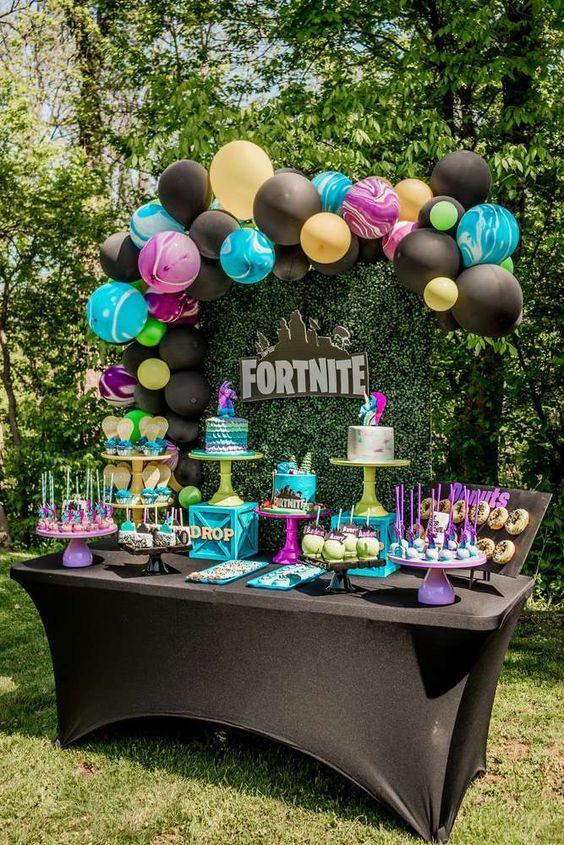 Opciones de decoración para cumpleaños de niño