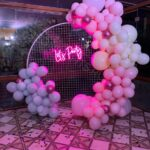 Ideas de decoración de cumpleaños con globos