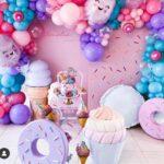 Como decorar el cumpleaños de una niña