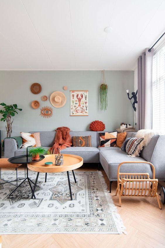 Estilos de decoración de salas 2021 - 2022