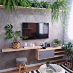 Decoración de salas con plantas