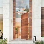 Materiales para el diseño de una fachada elegante