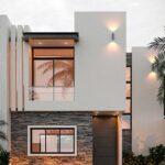 Ideas de fachadas de casas estilo minimalista elegante