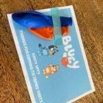 Invitaciones para fiesta de Bluey