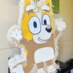 Piñatas para fiesta de Bluey