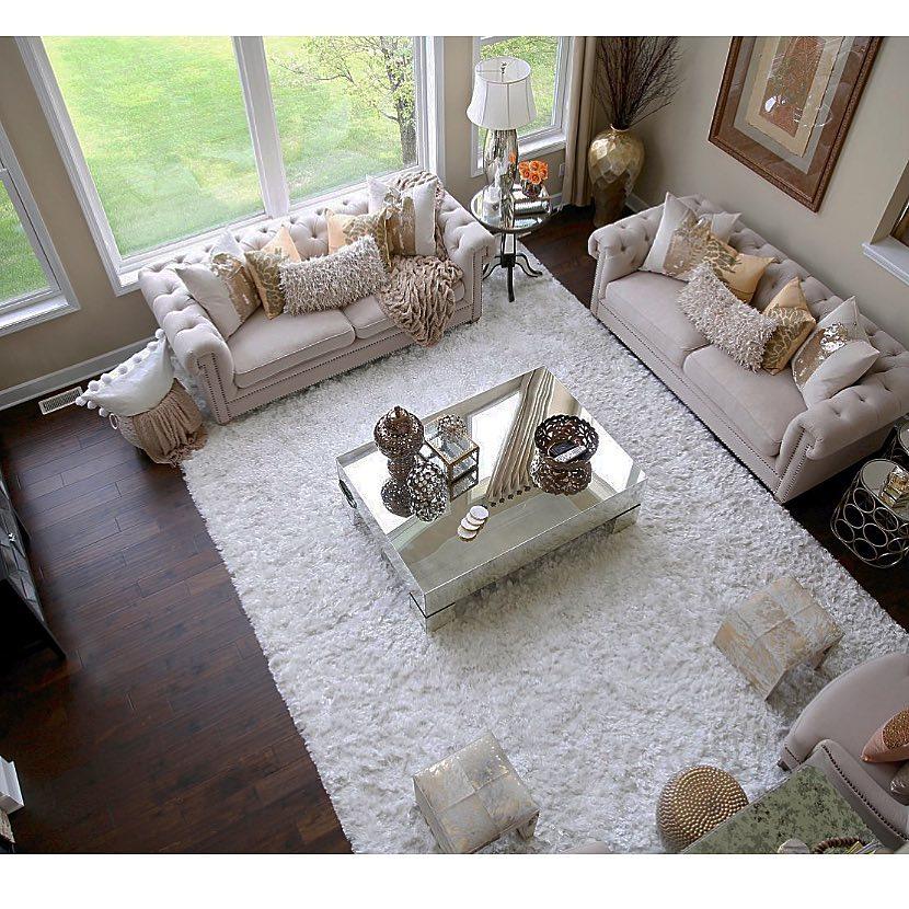 Distribución de salas de estar