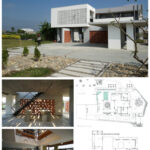 Ideas de casas de dos pisos de hormigón