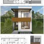 Diseño de planos para casa de pequeñas dimensiones
