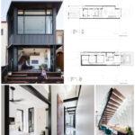 Ideas de casas de dos pisos lujosas