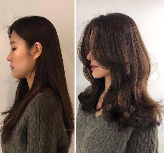Opciones de peinados para cabello largo