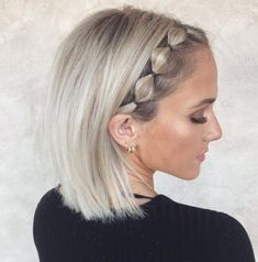 Ideas de peinados para cabello mediano