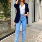 Increíbles fotos de inspiración para tus outfits de oficina para chicas de 30 años o más