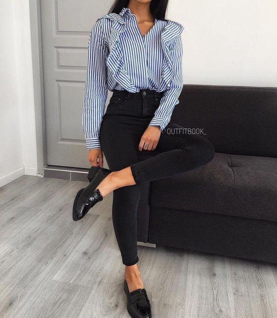 Outfits de oficina casual