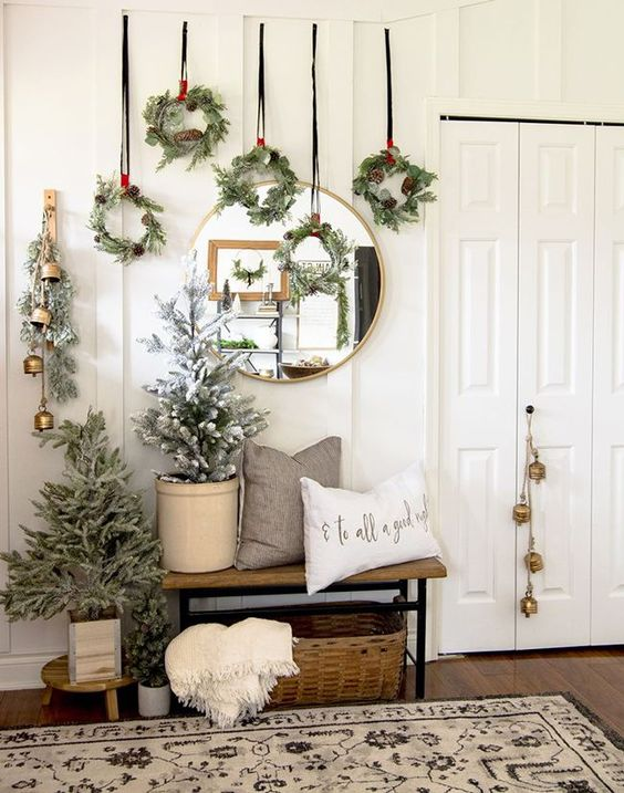 Accesorios navideños decorativos