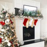 Estilos de decoración navideña