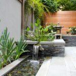 Ideas de jardines modernos con piedras