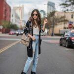 Jeans en tendencia otoño - invierno