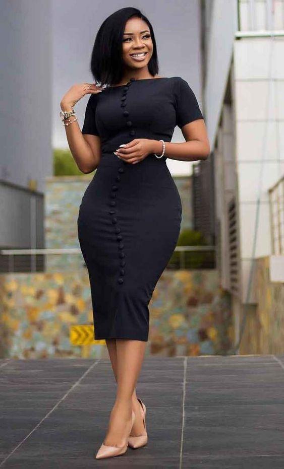 Elige vestidos que resalten tus curvas