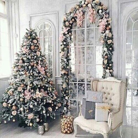 Maneras de hacer que la gente se enamore de tu decoración de Navidad