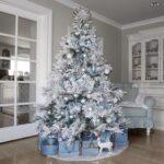 Decoración navideña armoniosa