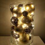 Ideas de centros de mesa navideños