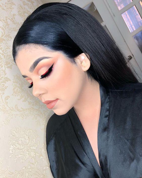 Colores para un maquillaje buchón