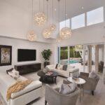 Buena iluminación para salas de estar