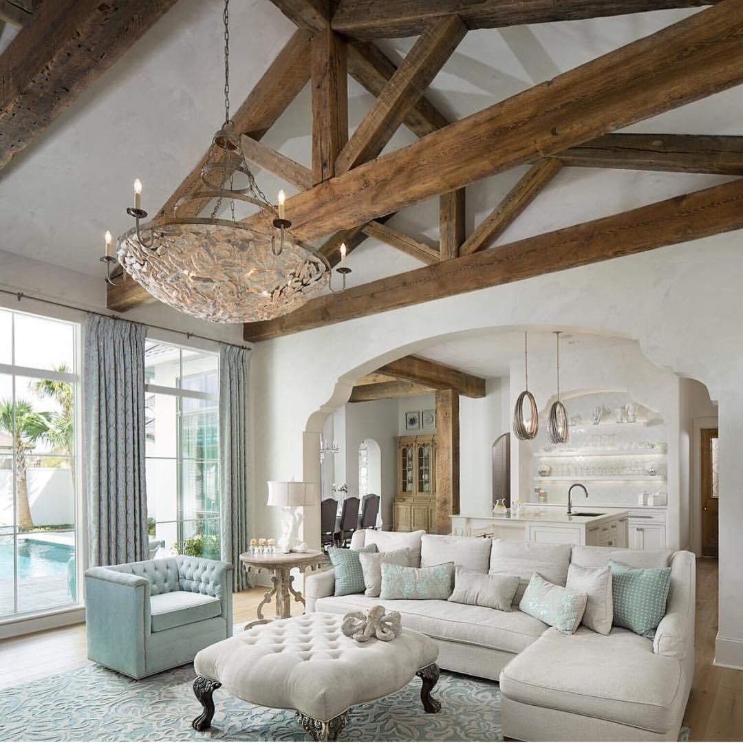 Elementos básicos de decoración de salas