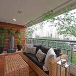 Opciones de jardines modernos en terrazas