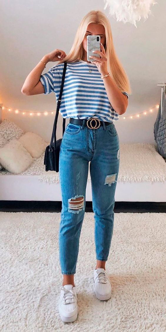 Outfits básicos para intentar cuando no sabes que ponerte