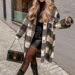 Outfits estilosos que querrás usar en invierno si eres una chica de veintitantos